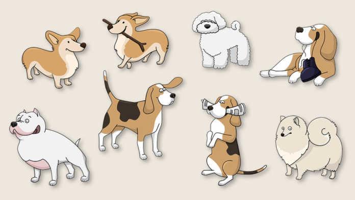 Så många hundar finns det i sverige - Lista med antal av varje registrerad hundras