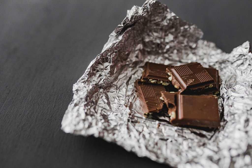 Choklad är giftigt för din hund